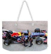 F1 Weekender Tote Bag