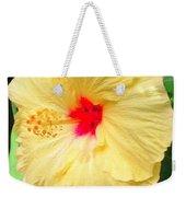 F12 Yellow Hibiscus Weekender Tote Bag