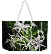 F3 Queen Emma Lily Weekender Tote Bag