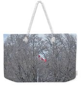 Fabricant De Glace / Ice Maker Weekender Tote Bag