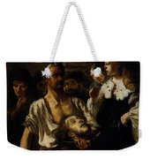 Fabritius Carel The Beheading Of St John The Baptist Weekender Tote Bag
