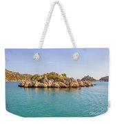 Fabulous Island Weekender Tote Bag