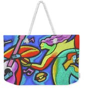 Fabulous Outdoor Party Weekender Tote Bag