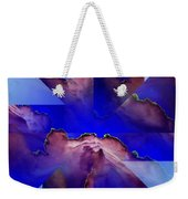 Face Cloud Illusion Weekender Tote Bag