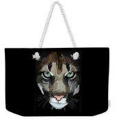 Face De Puma Weekender Tote Bag
