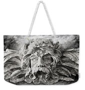 Father Time 2 Weekender Tote Bag