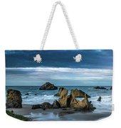 Face Rock Beach  Weekender Tote Bag
