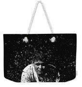 Face Splash Weekender Tote Bag