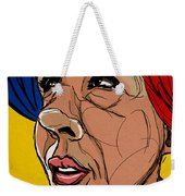 Face The Sun Weekender Tote Bag