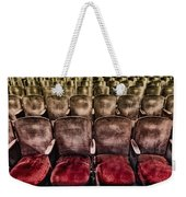 Face Your Audience Weekender Tote Bag