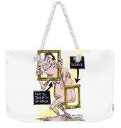 Facebook Privacy Weekender Tote Bag