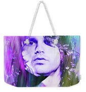Faces Come Out Of The Rain Weekender Tote Bag