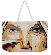 Facial Expressions Xix Weekender Tote Bag