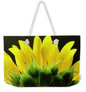 Facing The Dark Weekender Tote Bag