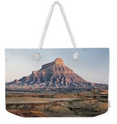 Factory Butte 0761 Weekender Tote Bag