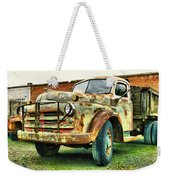 Faded Relic  Weekender Tote Bag