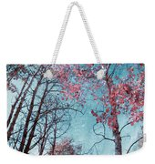 Fading Changes Weekender Tote Bag