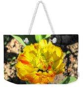 Fading Flower Weekender Tote Bag