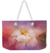Fading Summer Flower Weekender Tote Bag