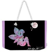 Faerie Magic Weekender Tote Bag