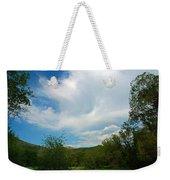 Faint Rainbow  Weekender Tote Bag
