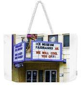 Fairbanks - Alaska Weekender Tote Bag