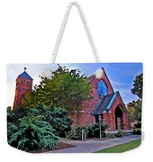 Fairhope Alabama Methodist Church Weekender Tote Bag