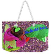 Fairies And Dragons Weekender Tote Bag