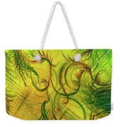 Fairies In The Garden Weekender Tote Bag