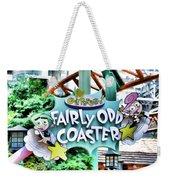 Fairly Odd Coaster Weekender Tote Bag