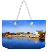 Fairmount Water Works - Philadelphia Weekender Tote Bag