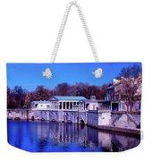 Fairmount Water Works - Philadelphi Weekender Tote Bag
