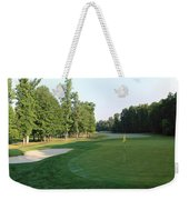 Fairway Hills - 4th - A Straight-in Par 4 Weekender Tote Bag