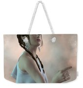 Fairy And Butterfly Weekender Tote Bag