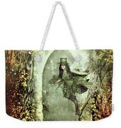 Fairy Cottage Weekender Tote Bag