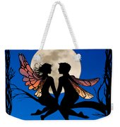 Fairy Couple Weekender Tote Bag