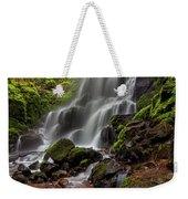 Fairy Falls In Columbia Gorge Weekender Tote Bag
