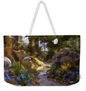 Fairy Forest Weekender Tote Bag