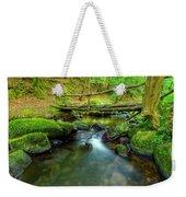 Fairy Glen Bridge Weekender Tote Bag