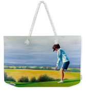 Fairy Golf Mother Weekender Tote Bag