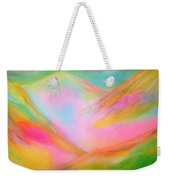 Fairy Land And Magic Mountains. To Roerich Weekender Tote Bag