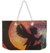 Fairy Life Faith Weekender Tote Bag