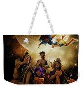 Fairy Night Chat Weekender Tote Bag