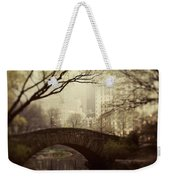Fairy Of New York Weekender Tote Bag