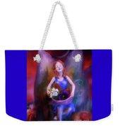 Fairy Of The Garden Weekender Tote Bag