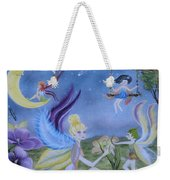 Fairy Play Weekender Tote Bag