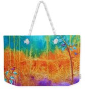 Fairy Tale Woods Weekender Tote Bag