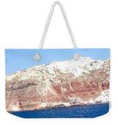 Fairy To Santorinii Weekender Tote Bag