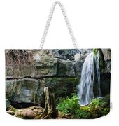 Fairy Waterfall Weekender Tote Bag