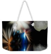 Fairy's Moonlight Ball Weekender Tote Bag